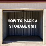 packing storage unit