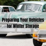 Winter Vehicle Storage